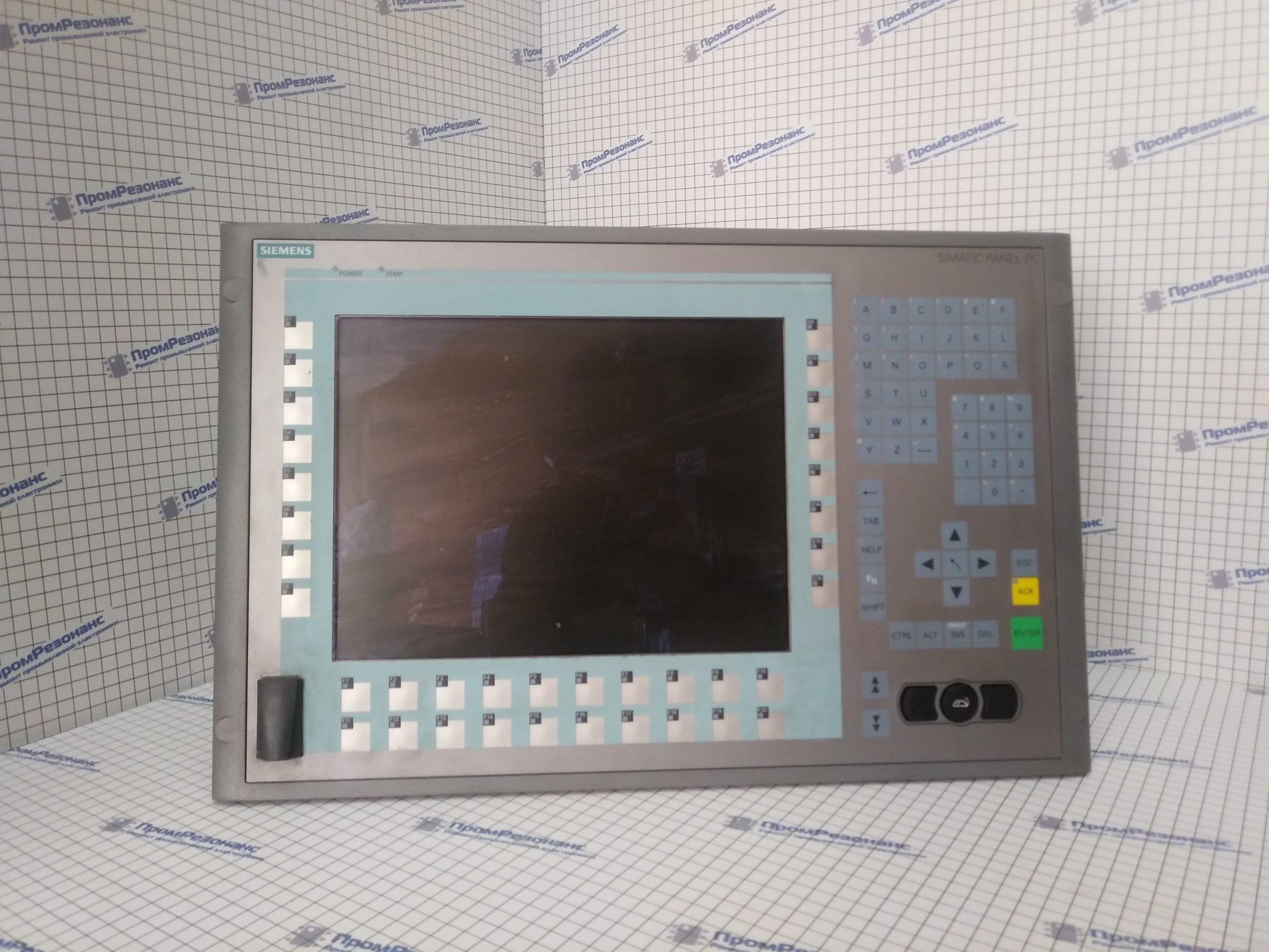 Панель оператора Siemens Simatic Panel PC 667B