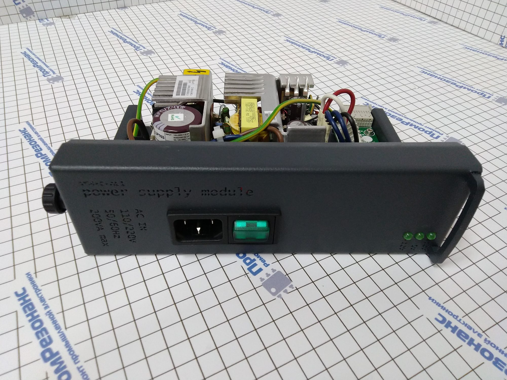 Серверные блоки питания 3Y Power Technology CP-1385R2
