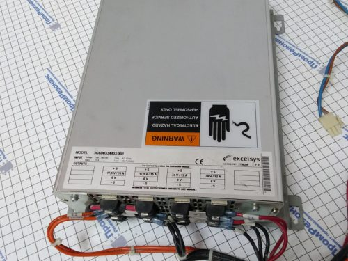 Блок питания Excelsys Model 3G6D033440X00B
