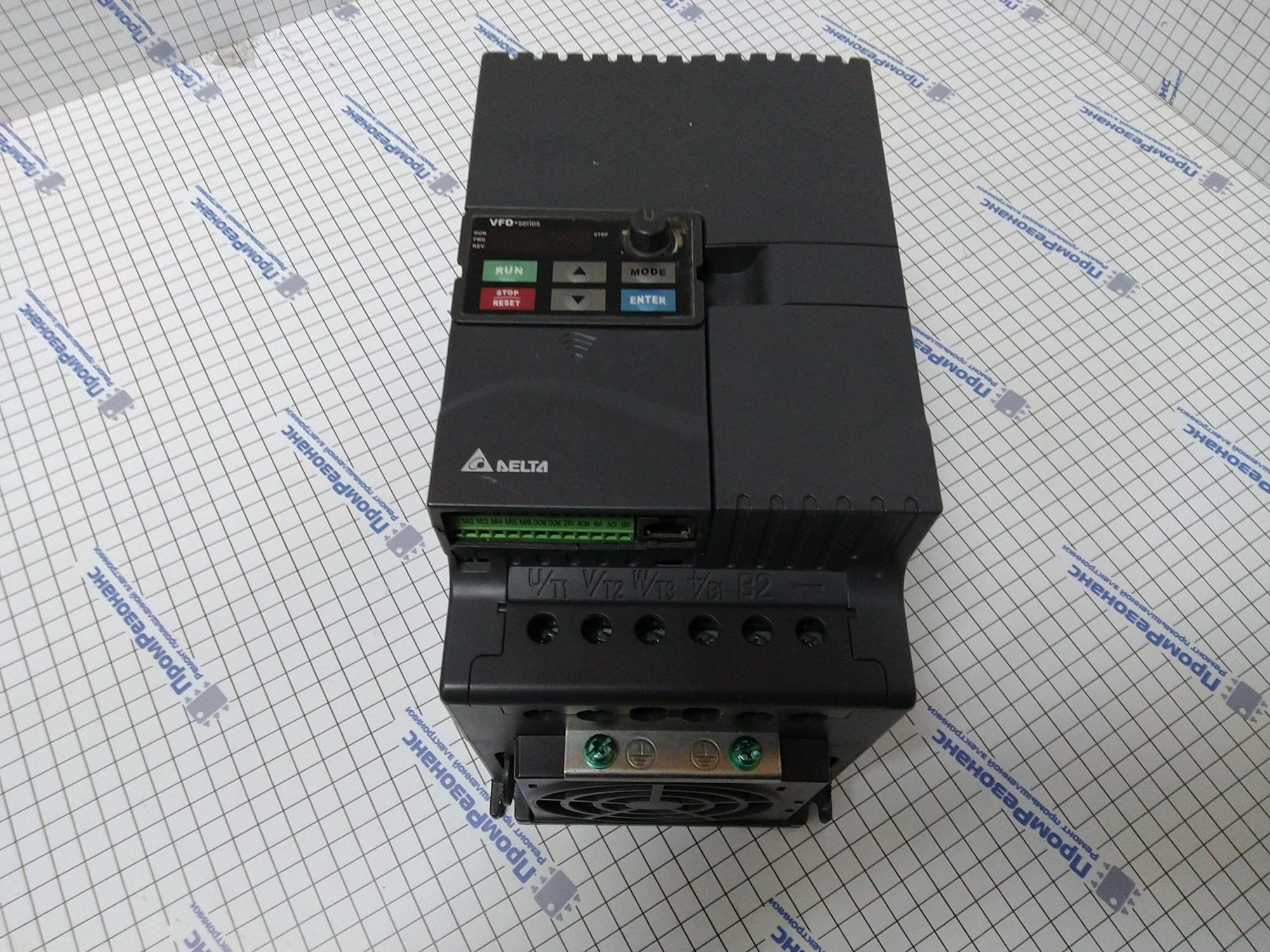 Частотный преобразователь Delta VFD055E43A