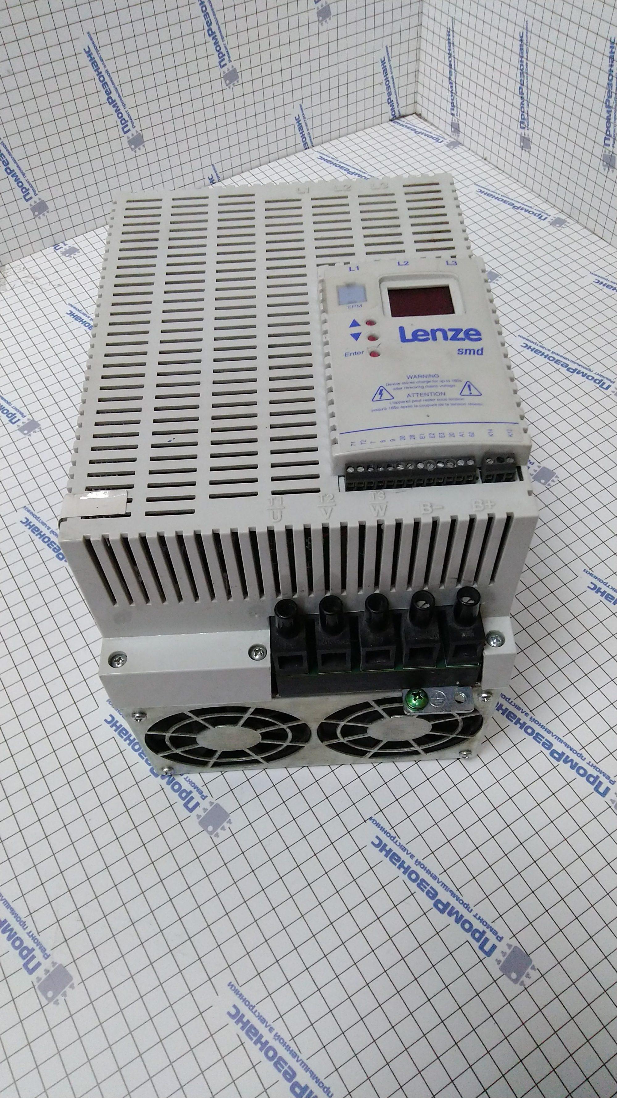 Частотный преобразователь Lenze smd ESMD223L4TXA513