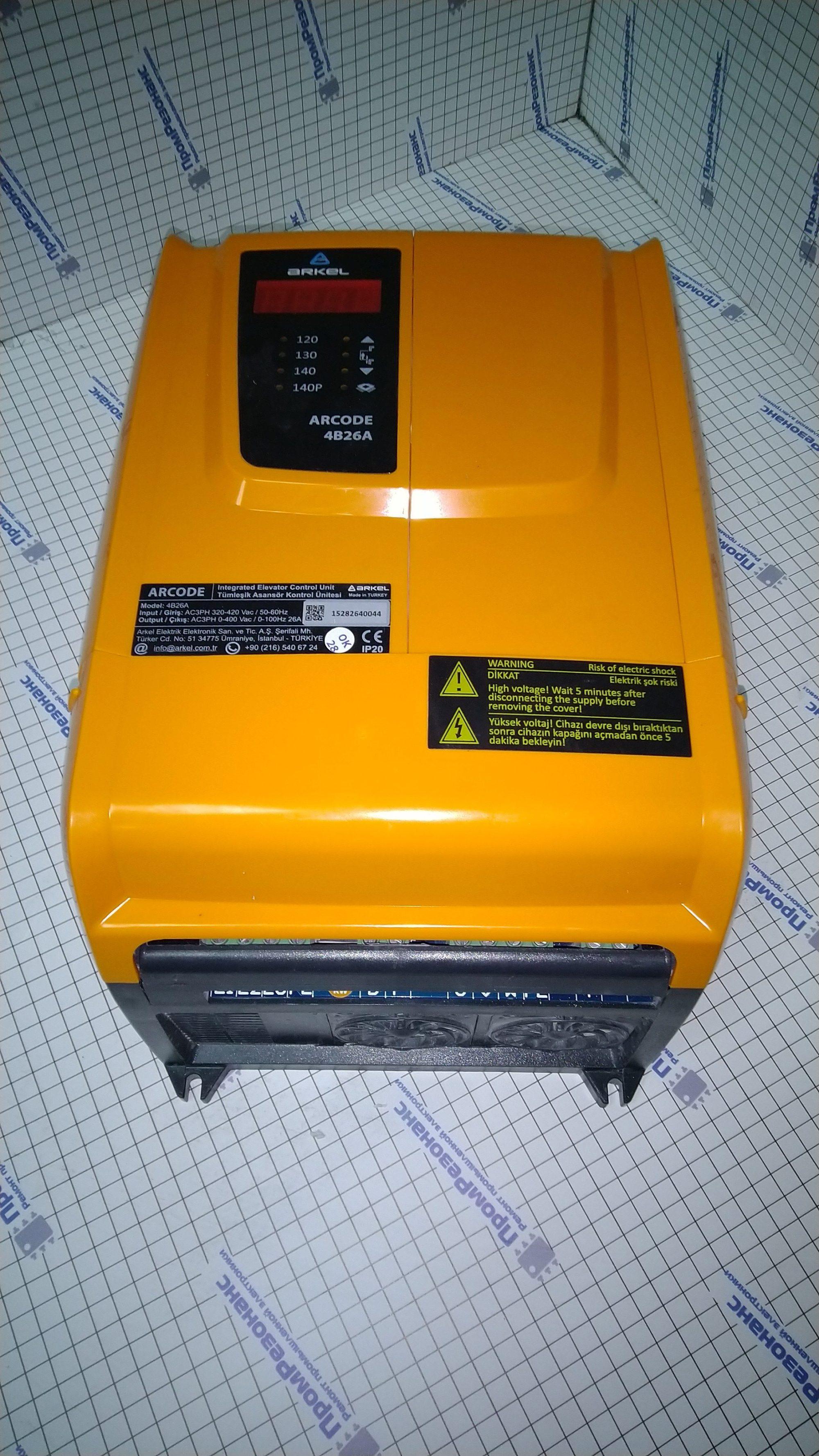 Частотный преобразователь Arkel Arcode 4B26A