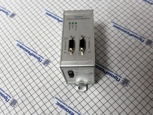 Блок энкодера Siemens Simolink Encoder SLE-DP 6SX7005-0AG01