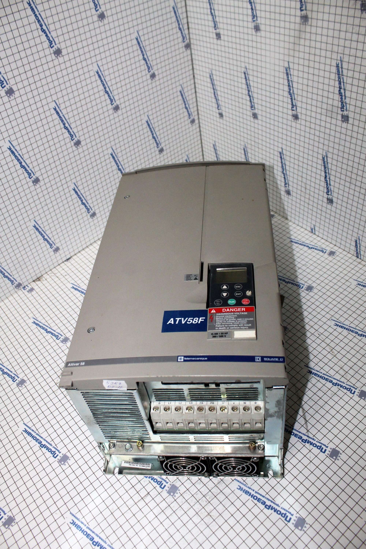 Частотный преобразователь Schneider Altivar ATV58F