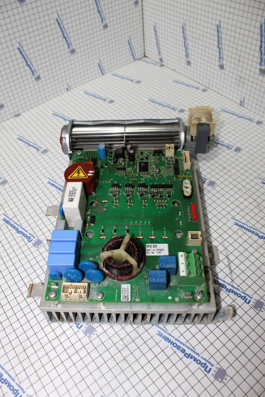 Модуль управления для стиральной машины Miele EFU 231 Nr.:7018670