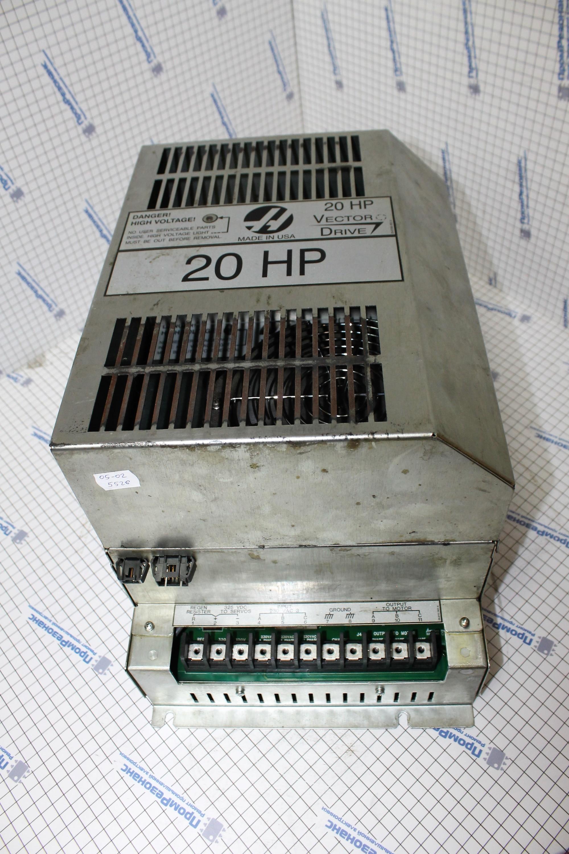 Частотный преобразователь HAAS Vector Driver 20 HP